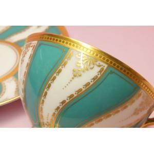 ノリタケ・ダイヤモンドコレクション #5730 ロイヤルファミリー 碗皿 shokki 03