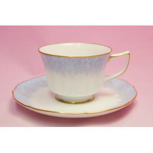 ノリタケ・ダイヤモンドコレクション #5538 フラワーインドリーム ティー・コーヒー碗皿|shokki