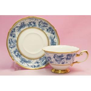 大倉陶園 シルクロード 碗皿|shokki