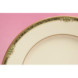 ノリタケ #4497 ストリームサイド 21cmデザート皿 shokki 02