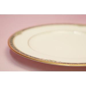 ノリタケ #4497 ストリームサイド 16cmパン皿|shokki|03