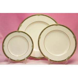 ノリタケ #4497 ストリームサイド 16cmパン皿|shokki|05