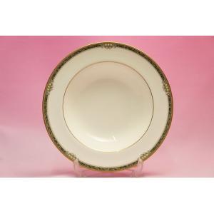 ノリタケ #4497 ストリームサイド 21cmスープ皿|shokki
