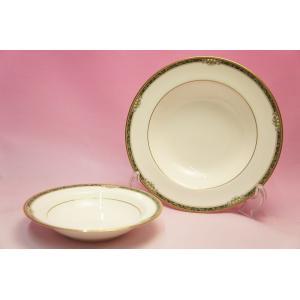 ノリタケ #4497 ストリームサイド 21cmスープ皿|shokki|05
