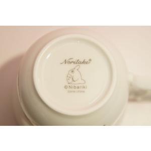 となりのトトロ マグカップ(花帽子)◆ノリタケボーンチャイナ・TT97855/4924-7|shokki|05