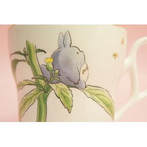 となりのトトロ マグカップ(ひと休み)◆ノリタケボーンチャイナ・TT97855/4924-9 shokki 02