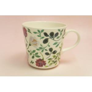 おばあちゃんへの花束 マグカップ(アンナ・エミリア)|shokki