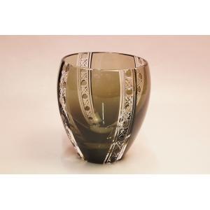八角籠目紋 ロックグラス|shokki