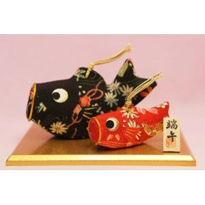 和柄 鯉のぼり親子|shokki