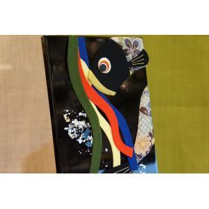 金箔板絵図 鯉のぼり|shokki|02