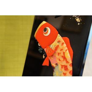 金箔板絵図 鯉のぼり|shokki|03