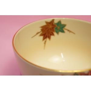 紅葉 抹茶碗|shokki|03