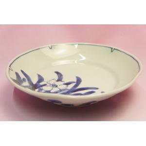 水仙 6寸深皿(岡部美智子)|shokki