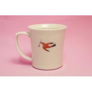 つぐみ鳥 ミニマグカップ|shokki|04