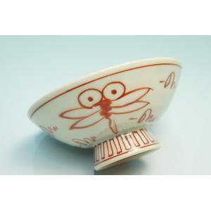 赤とんぼ 豆飯碗|shokki|04