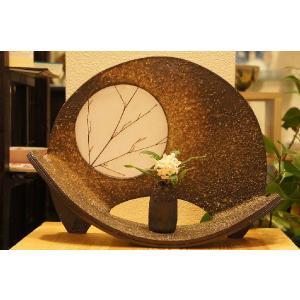 扇形花器(中)|shokki