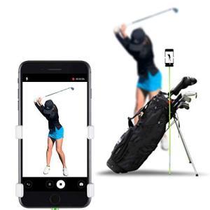 SelfieGOLF Record Golf Swing - Cell Phone Holder Golf Analyzer Accessories|shokolaballet