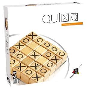 ギガミック (Gigamic) クイキシオ (QUIXO) [正規輸入品] ボードゲーム shokolaballet