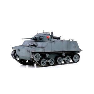 1/72 WW.II 日本海軍 水陸両用戦車 特二式内火艇 カミ 陸戦ver. サイパン 1944年 6月 (塗装済完成品)|shokolaballet