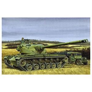 BL3560 1/35 アメリカ陸軍 試作戦車 T54E1 プラスチックモデルキット|shokolaballet
