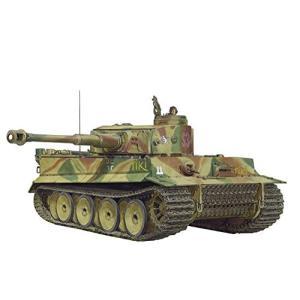 ドラゴン 1/35 第二次世界大戦 ドイツ軍 ティーガー1 初期生産型 ダス・ライヒ師団 TiKi ハリコフの戦い プラモデル DR6885|shokolaballet