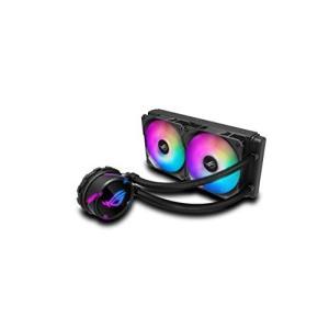 ASUS Aura Sync搭載 オールインワン CPUクーラー ROG STRIX LC 240 RGB shokolaballet