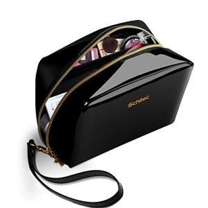 化粧ポーチ メイクポーチ ミニ 財布 機能的 大容量 化粧品収納 小物入れ 普段使い 出張 旅行 メイク ブラシ バッグ 化粧バッグ|shokolaballet