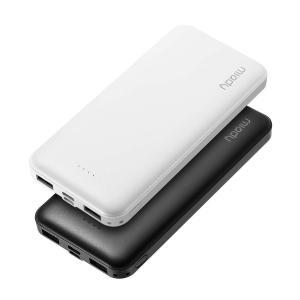 2台 Miady 10000mAh デュアルUSBポータブル充電器,USB C入力の速い充電器,iPhone XやGalaxy S 9やPixel 3|shokolaballet
