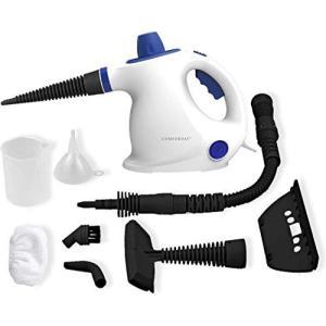 スチームクリーナー 高圧清潔機 高温洗浄 ハンディ 連続噴射 屋内および屋外用 強力洗浄 洗剤不要 ...