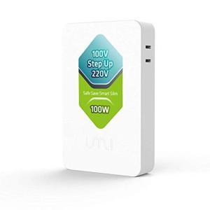 UMI 海外電気製品を日本で使用 変圧器 昇圧器 昇圧機 アップトランス 電源トランス 100V/110V to 220V/240V 100VA 10 shokolaballet