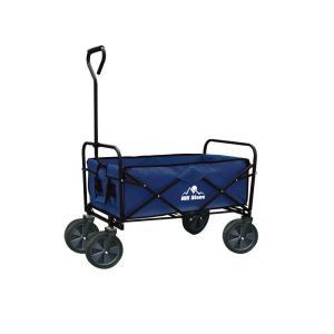 大容量 収納 荷物 移動 キャリーワゴン 耐荷重80kg ショッピングカート キャリーカート 折りたたみ キャンプ 運動会 海水浴 [並行輸入品]|shokolaballet