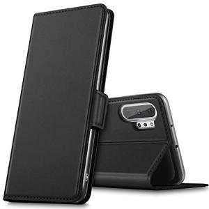 NTT ドコモ Galaxy Note 10+ SC-01M ケース KuGi AU Galaxy Note 10+ SCV45 ケース 手帳型 スタ|shokolaballet