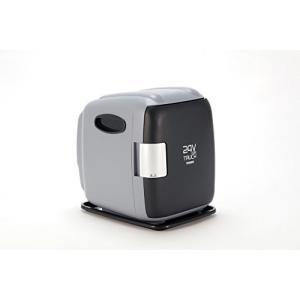 ツインバード DC24V専用コンパクト電子保冷保温ボックス グレー HR-D249GY shokolaballet