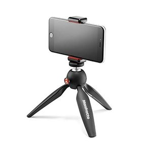 Manfrotto ミニ三脚 PIXI Smart スマートフォンアダプターキット MKPIXICL...