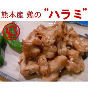 【幻】『熊本産 鶏ハラミ 300g』 1羽からわずか数グラムの貴重な鶏肉。(焼き肉 焼肉 バーベキュー)