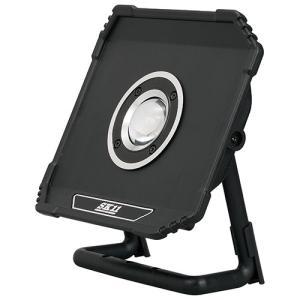 充電式のLED投光器です。  【用途】作業、レジャーなどの照明。  【機能】LED採用で、発熱も少な...