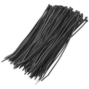 セフティ-3 ガーデン結束バンド 200mm ブラックの商品画像