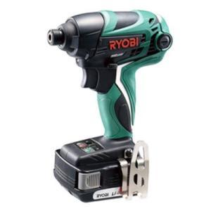 リョービ電動工具 充電式インパクトドライバー(本体のみ) BID-1440 (電池・充電器・ケース別売)|shokunin-japan