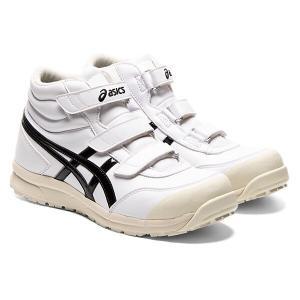 JSAA規格A種認定品・A種、ガラス繊維強化樹脂の軽量先芯を使用。 靴底のかかと部には、アシックスの...