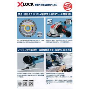 【最安値】ボッシュ電動工具 ディスクグラインダー18V GWX18V-10SC5J アクセサリー15個付属セット |shokunin-japan|04