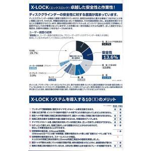 【最安値】ボッシュ電動工具 ディスクグラインダー18V GWX18V-10SC5J アクセサリー15個付属セット |shokunin-japan|05