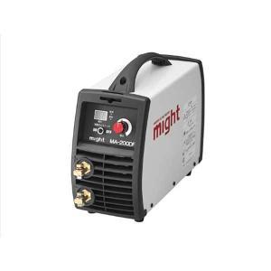 【特長】 ●デジタル表示で出力電流設定が正確! ●直流出力・デジタル制御で安定した出力! ●超軽量・...