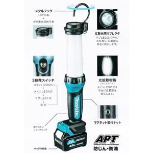 マキタ 充電式LEDワークライト ML104 10.8V本体のみ(バッテリ・充電器別売)|shokunin-japan