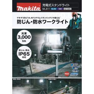 マキタ ML811 充電式スタンドライト|shokunin-japan|02