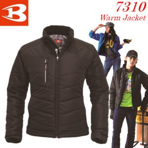 新商品「バートル 7310」防寒ダウンジャケット【BURTLE 7310】|shokuninland