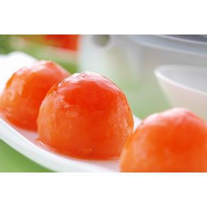 冷凍完熟市田柿(6個×2箱)