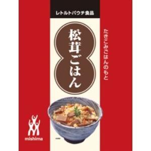 三島 松茸ご飯のもと 1kg×1袋 shokuzaicenter