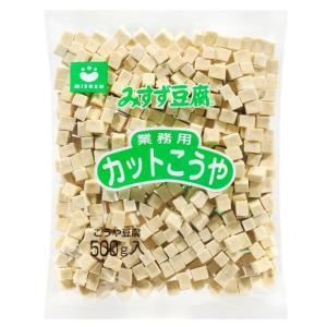 みすず カットこうや(高野豆腐) 500g 10袋×1箱(計5kg) 業務用|shokuzaicenter