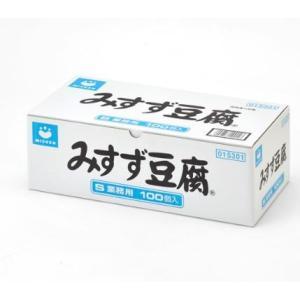 みすず豆腐(高野豆腐/こうや豆腐) Sサイズ 100個×1箱|shokuzaicenter