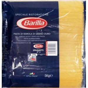 スパゲッティ No.3(1.4mm) 5kg×3袋(計15kg) 業務用☆バリラ|shokuzaicenter